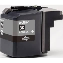 Náplň do tlačiarne Brother LC-12EBK LC12EBK, čierna
