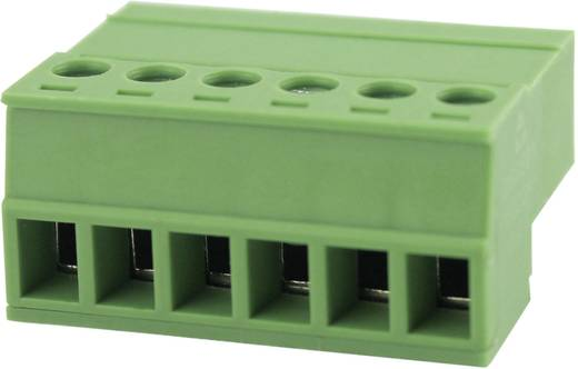 Degson Stiftgehäuse-Kabel Polzahl Gesamt 2 Rastermaß: 3.81 mm 15EDGKR-3.81-02P-14-00AH 1 St.