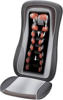 Masážní potah sedačky Beurer MG 300 XL, černá, šedá - Beurer MG 300