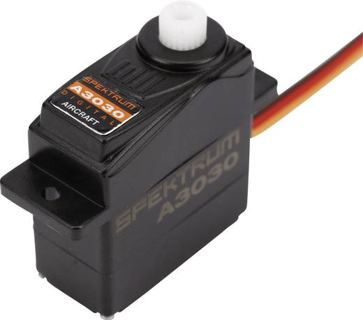 Spektrum Mini-Servo A3030 Digital-Servo Getriebe-Material: Kunststoff Stecksystem: JR