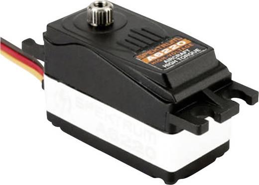 Spektrum Standard-Servo A6220 HV Digital-Servo Getriebe-Material: Metall Stecksystem: JR