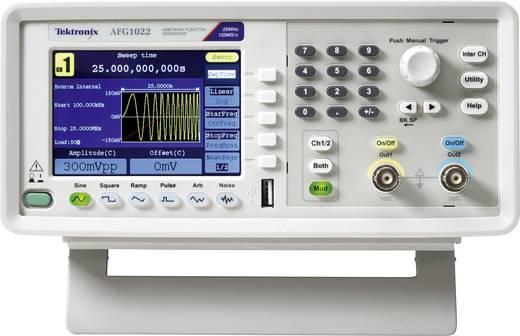 Tektronix AFG1022 Funktionsgenerator netzbetrieben 0.000001 Hz - 25 MHz 2-Kanal Arbiträr, Dreieck, Puls, Rechteck, Sinus