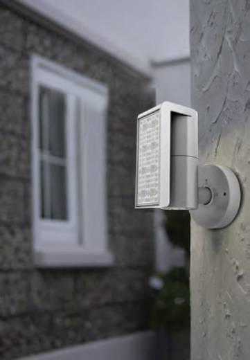 ECO-Light Club 6190 gr LED-Außenstrahler 24 W Kalt-Weiß