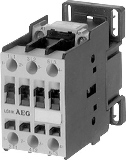 General Electric LS4K.10A00 Schütz 1 St. 3 Schließer 4 kW 230 V/AC mit Hilfskontakt