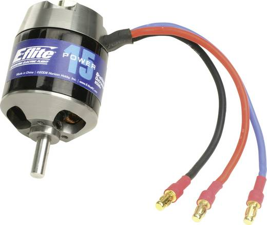 Flugmodell Brushless Elektromotor Power 10 BL E-flite kV (U/min pro Volt): 950