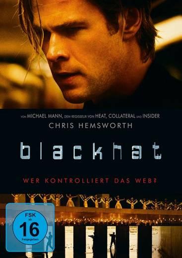 DVD Blackhat FSK: 16