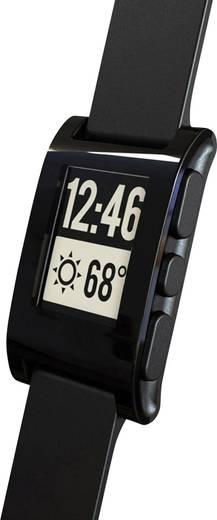 Peppble Smartwatch Schwarz