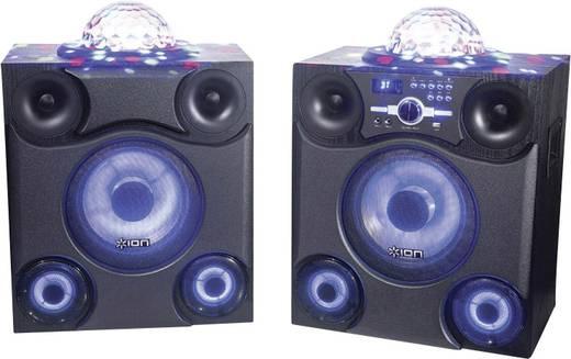 ion audio mega party express mobiler pa lautsprecher 25 cm. Black Bedroom Furniture Sets. Home Design Ideas