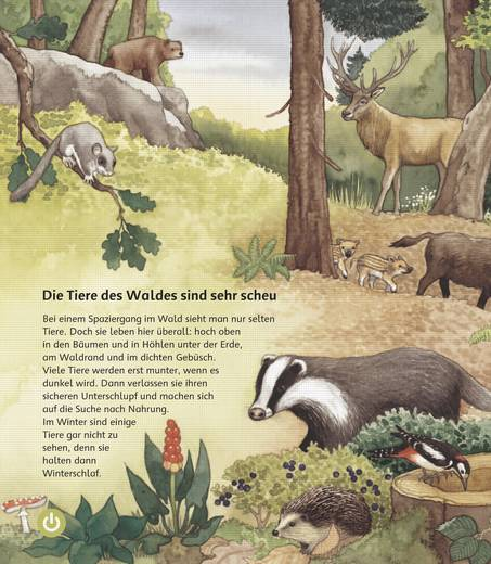 """Ravensburger tiptoi® Starter-Set """"Stift und Bilderlexikon Tiere"""""""
