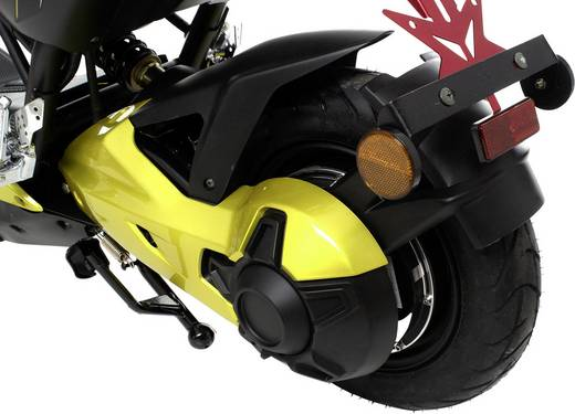 e roller sxt scooters raptor 1200 schwarz gelb blei s ure. Black Bedroom Furniture Sets. Home Design Ideas