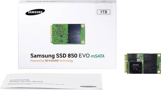 Interne mSATA SSD 1 TB Samsung 850 Evo Retail MZ-M5E1T0BW mSATA