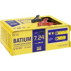 Nabíječka autobaterie GYS 024502, 6 V, 12 V, 24 V, 11 A, 11 A - GYS FRANCE Batium 7-24, 6/12/24V +11A - GYS FRANCE Batium 7-24, 6/12/24V +11A