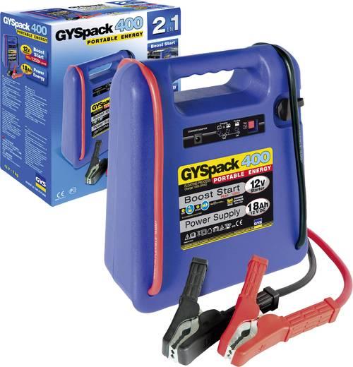 GYS Schnellstartsystem PACK 400 025455 Starthilfestrom (12 V)=480 A