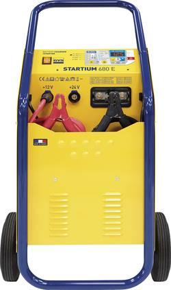 Nabíječka autobaterie, systém pro rychlé startování auta GYS STARTIUM 680E 12 V, 24 V