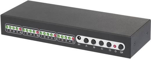 SpeaKa Professional 4x4 Port Toslink-Matrix-Switch mit Fernbedienung