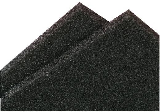 Akustikschaumstoff (B x H) 668 mm x 579 mm Monacor MDM-4002