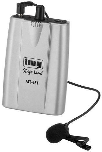 IMG Stage Line ATS-16T, 16-Kanal-PLL-Sender für Mikrofonbetrieb und Line-Audiosignale