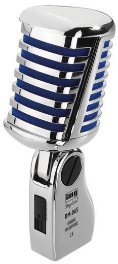 Gesangs-Mikrofon IMG STAGELINE DM-065 Übertragungsart:Kabelgebunden Metallgehäuse, Schalter