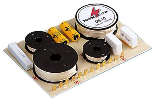Monacor DN-10 3-Wege Frequenzweiche 8 Ω