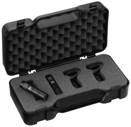 Instrumenten-Mikrofon IMG STAGELINE ECM-250 Übertragungsart:Kabelgebunden