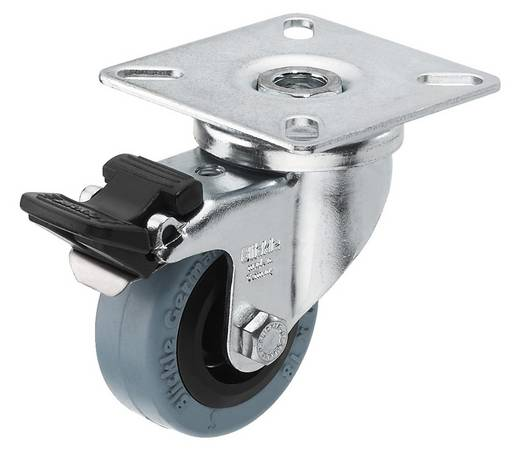 Lenkrolle 1 St. Monacor GCB-50B 50 mm Tragfähigkeit (max.): 40 kg