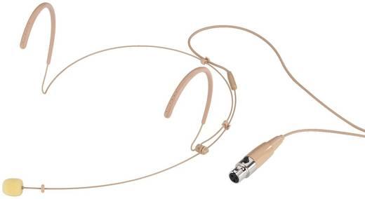 Headset Sprach-Mikrofon IMG STAGELINE HSE-130/SK Übertragungsart:Kabelgebunden inkl. Windschutz