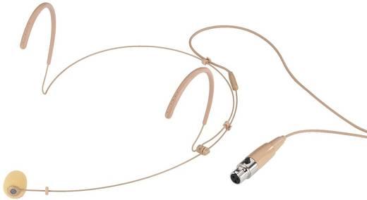 Headset Sprach-Mikrofon IMG STAGELINE HSE-132/SK Übertragungsart:Kabelgebunden inkl. Windschutz