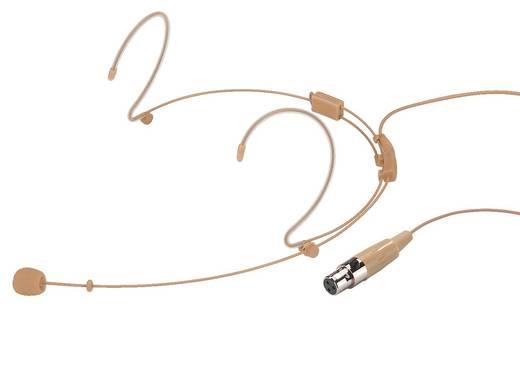 Headset Sprach-Mikrofon IMG STAGELINE HSE-140/SK Übertragungsart:Kabelgebunden inkl. Windschutz