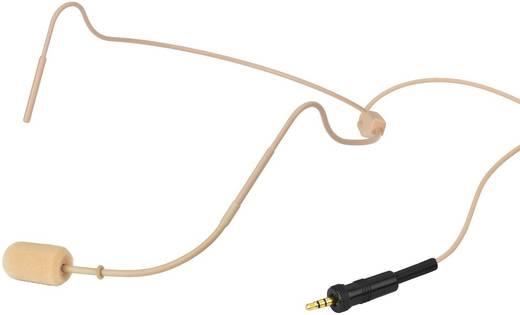 Headset Gesangs-Mikrofon IMG STAGELINE HSE-330/SK Übertragungsart:Kabelgebunden inkl. Windschutz