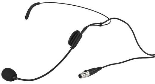 Headset Sprach-Mikrofon IMG STAGELINE HSE-72 Übertragungsart:Kabelgebunden inkl. Windschutz