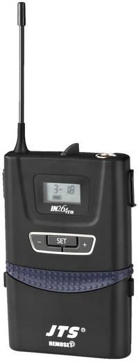 Ansteck Sprach-Mikrofon JTS IN-264TB/5 Übertragungsart:Funk Schalter