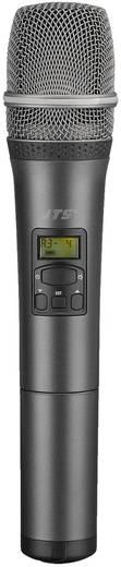 Hand Sprach-Mikrofon JTS IN-264TH/5 Übertragungsart:Funk Metallgehäuse, Schalter