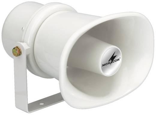 Druckkammerlautsprecher Monacor IT-110 10 W Weiß 1 St.