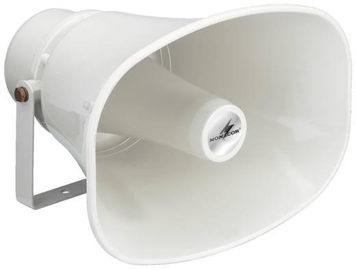 Druckkammerlautsprecher Monacor IT-130 30 W Weiß 1 St.