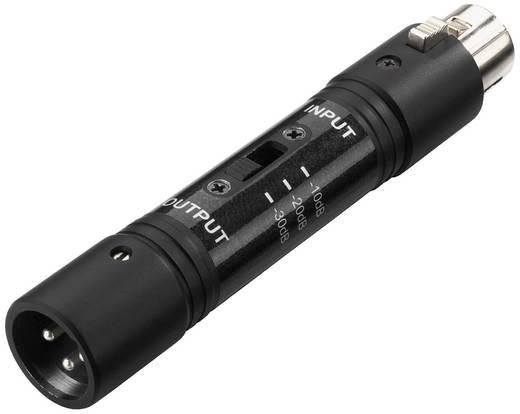 JTS MA-123 Mikrofon-Abschwächer