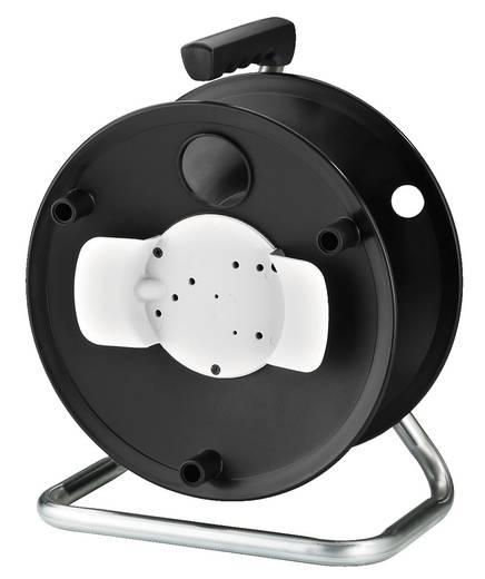 Kabeltrommel Monacor MCR-1 Schwarz/Grau