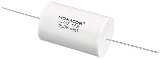 Lautsprecher-Kondensator Monacor MKTA-470 47 µF