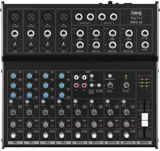 IMG Stage Line MMX-44, 8-Kanal-Audio-Mischpult