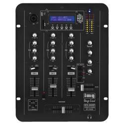 Image of IMG STAGELINE MPX-30DMP DJ Mixer