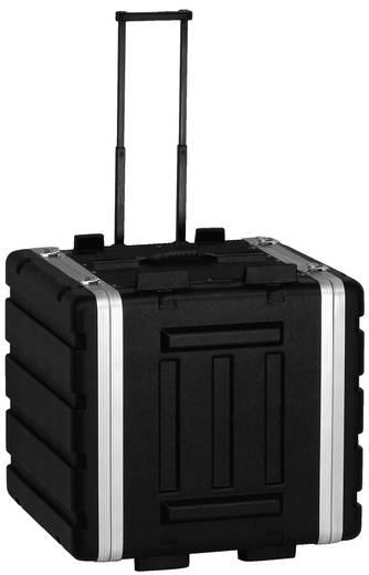 IMG STAGELINE MR-108T 19 Zoll Rack 7 HE ABS Kunststoff inkl. Griff, inkl. Rollen