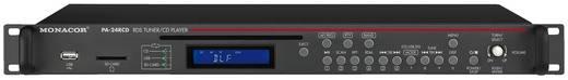 ELA-Radio/CD-Modul Monacor PA-24RCD