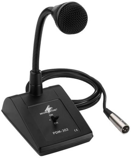 ELA-Tischmikrofon Monacor PDM-302