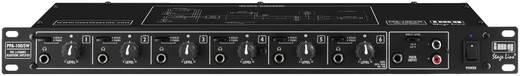 IMG STAGELINE PPA-100/SW Kopfhörerverstärker Schwarz