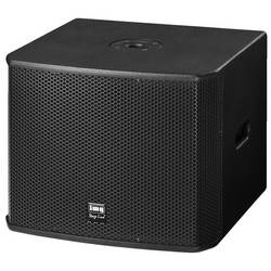 Image of IMG STAGELINE PSUB-12AKA Aktiver PA Subwoofer 30 cm 12 Zoll 800 W 1 St.