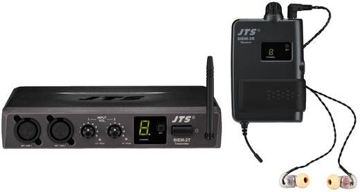 In-Ear-Monitoring Set JTS SIEM-2/5