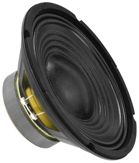 8 Zoll 20.32 cm Lautsprecher-Chassis Monacor SP-202PA 50 W 8 Ω