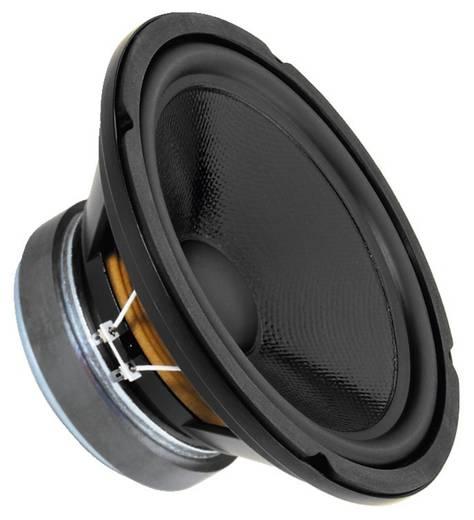 10 Zoll 25.4 cm Lautsprecher-Chassis Monacor SPH-250CTC 100 W 8 Ω