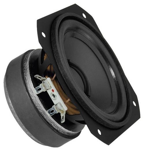 4 Zoll 10.16 cm Lautsprecher-Chassis Monacor SPP-110/4 30 W 4 Ω