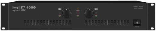 IMG Stage Line STA-1000D Digitalverstärker Anschlüsse