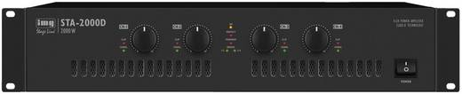 IMG Stage Line STA-2000D Digitalverstärker Anschlüsse